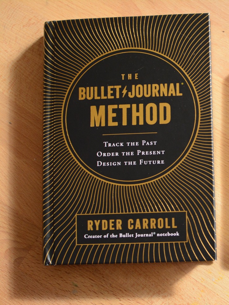 Buy The Bullet Journal Method - Hardcover version
