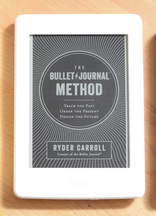 Buy The Bullet Journal Method - For your Kindle!