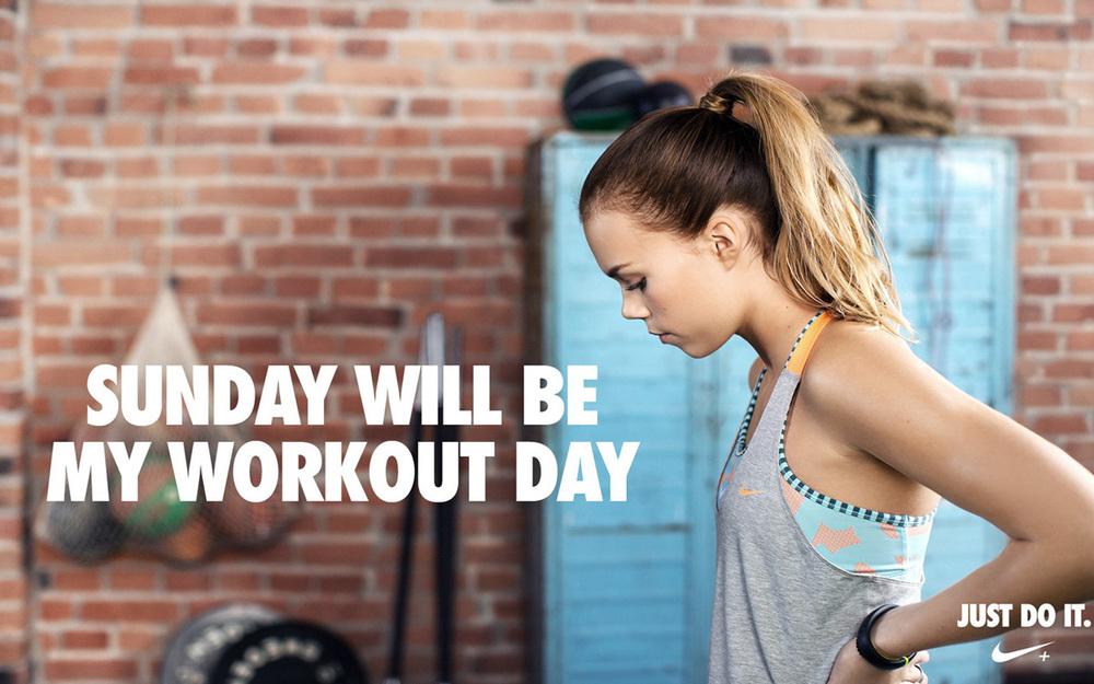 Nike N+TC campaign