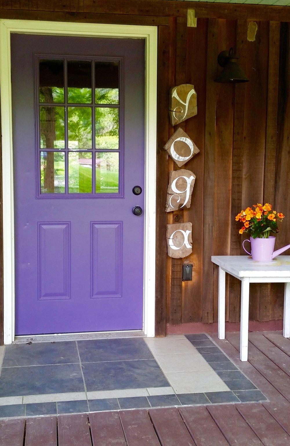purple yoga door.jpg