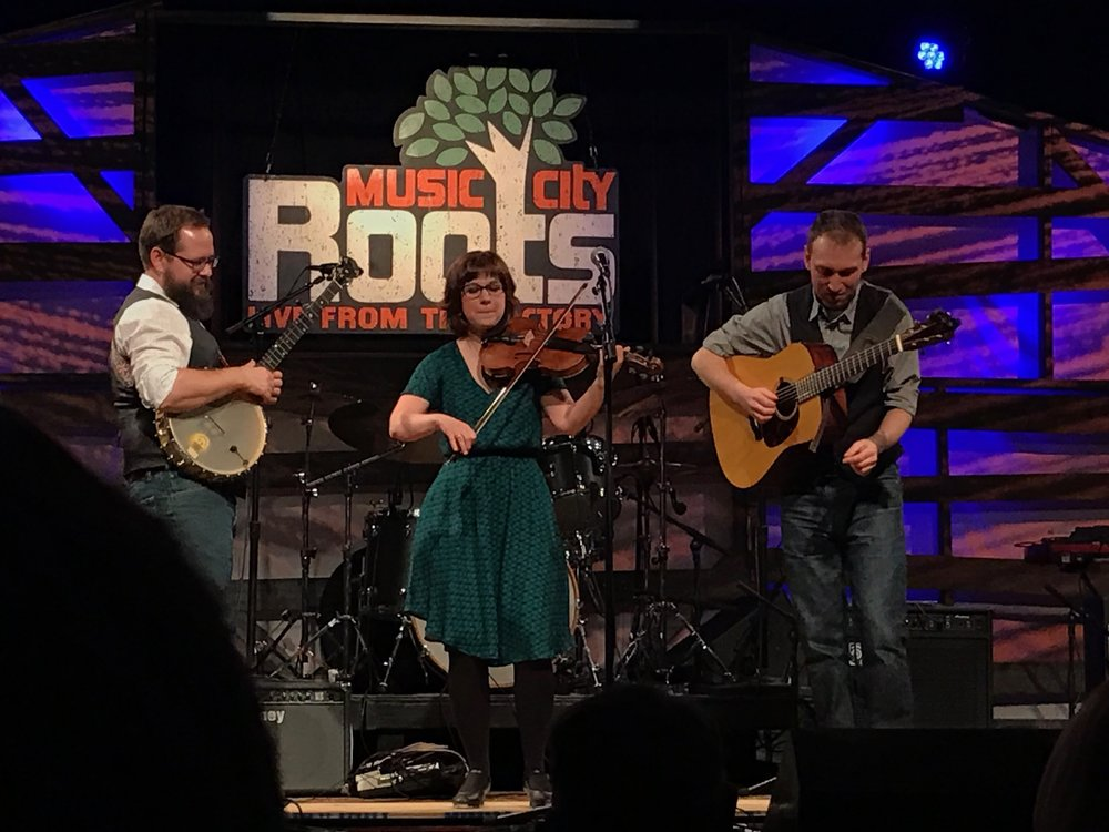 Music City Roots at the Factory