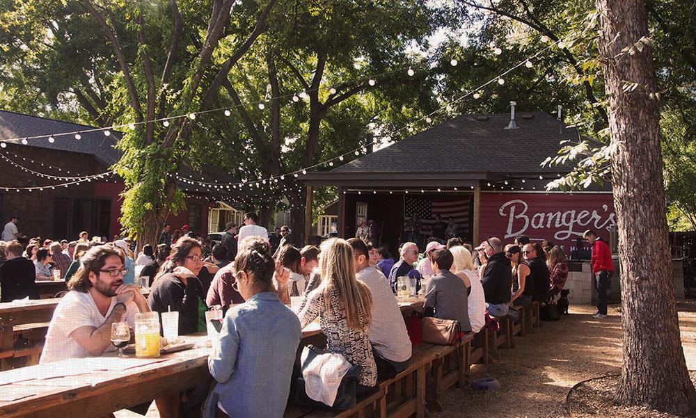 BANGER'S   |  restaurant/bar 79, 81 and 81.5 Rainey St, 78701   role  seller representation
