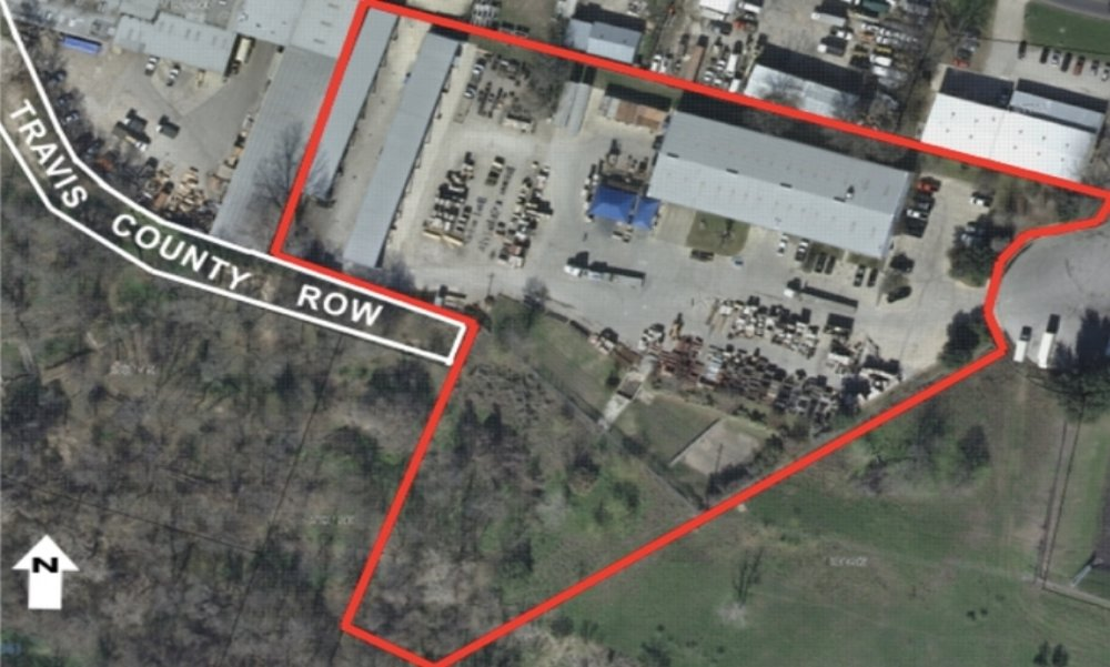 RIVERFRONT WAREHOUSE   |    mixed-use 20 Strandtman Cv, 78702   role   development advisory services, seller representation