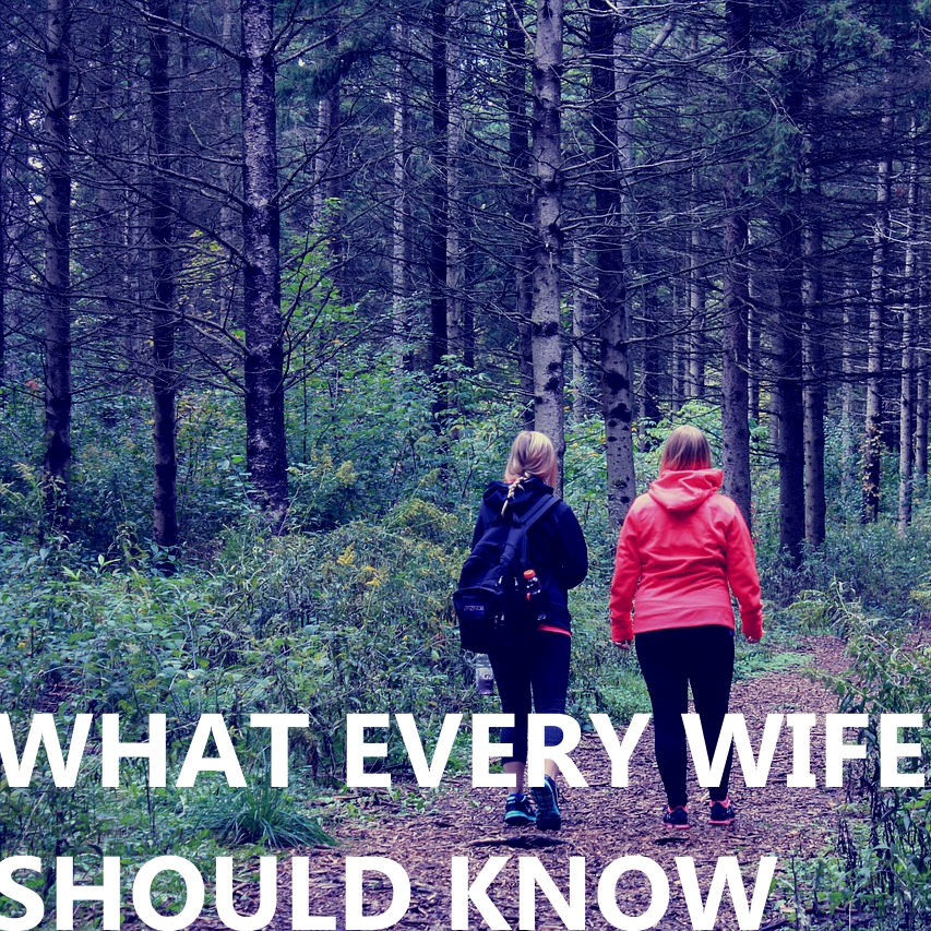 What every wife should know