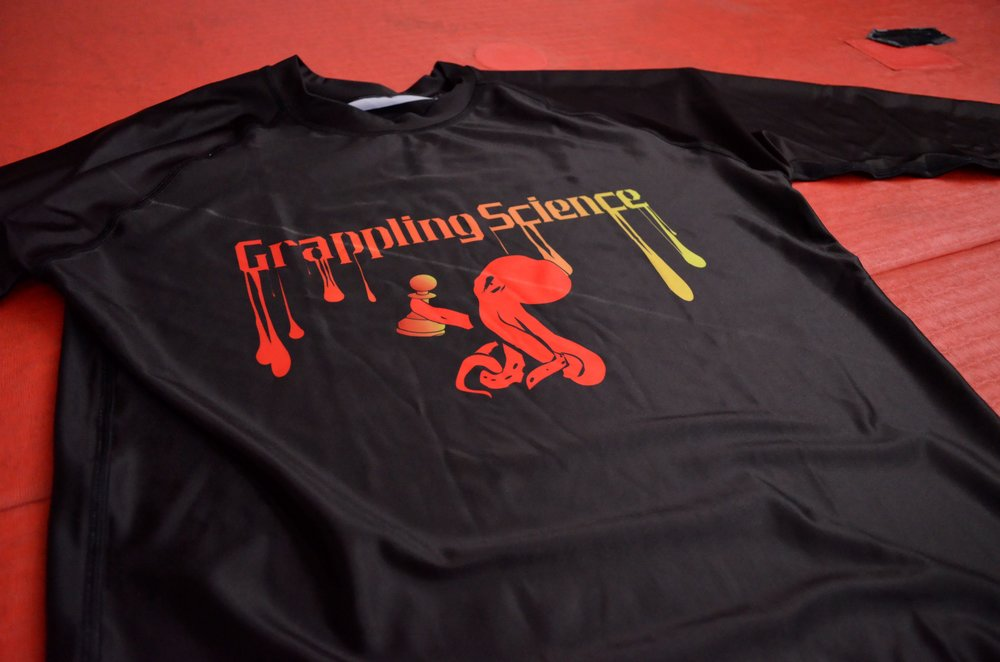 grappling science rash guard