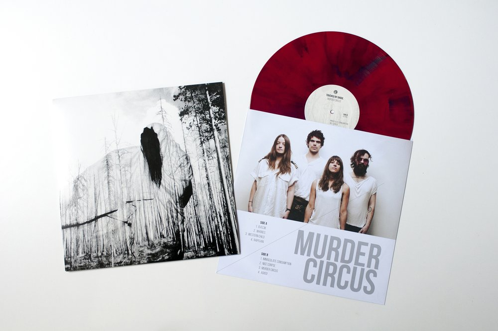 Limited Edition Random Colored Vinyl