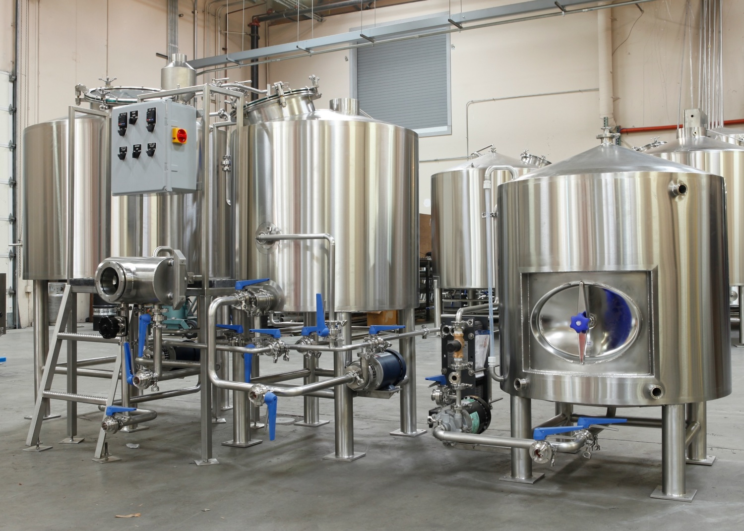 Breweries Global Stainless Systems