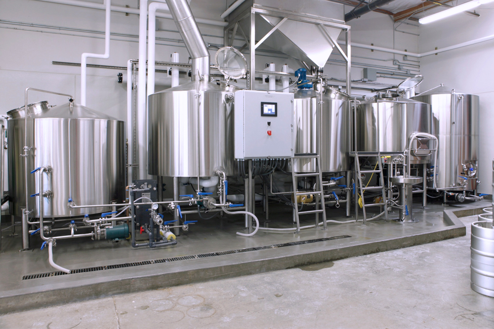 15 BBL BREWHOUSE