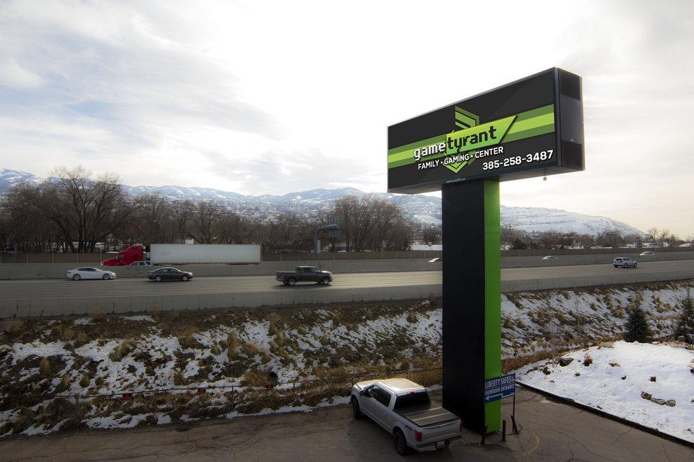 State-of-the-art Digital Billboard