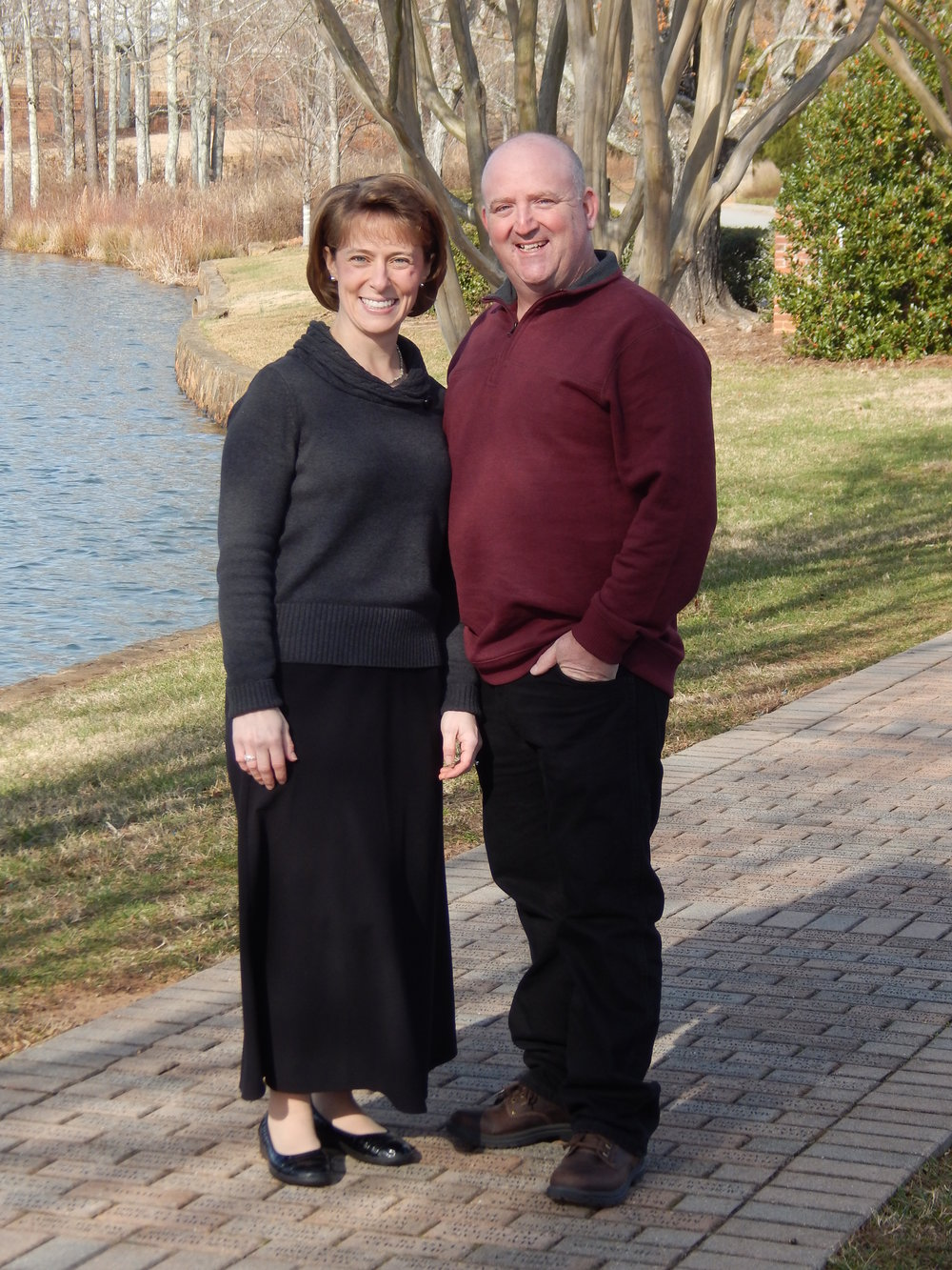 Ministry Leaders: Kevin and Jenny Copeland