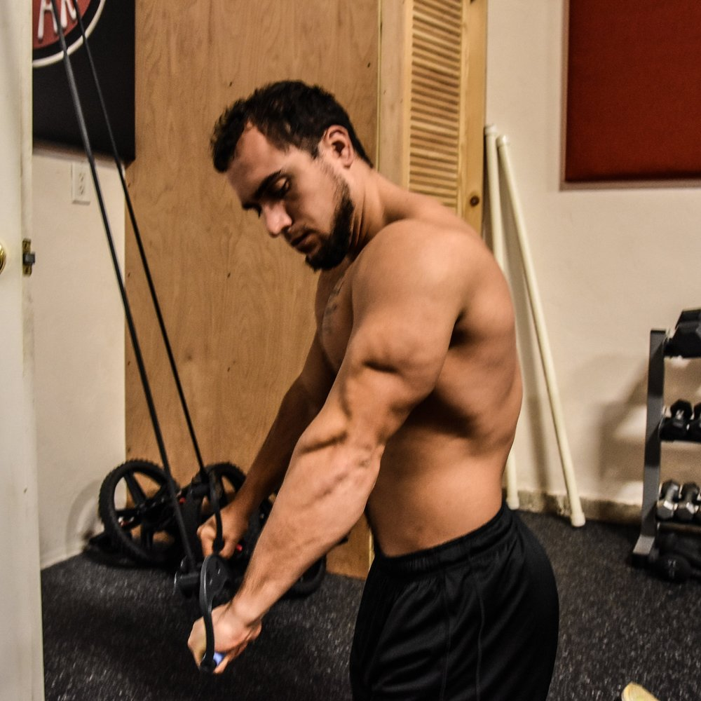 Intense 5 Minute Resistance Band Workouts 6 Day Weekly Schedule