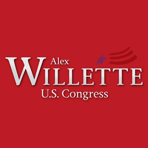 Alexander Willette Congress Campaign Logo