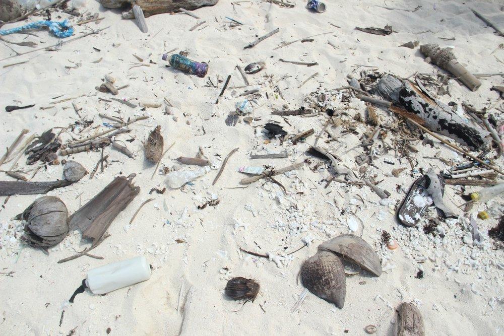 Plastic - Beach