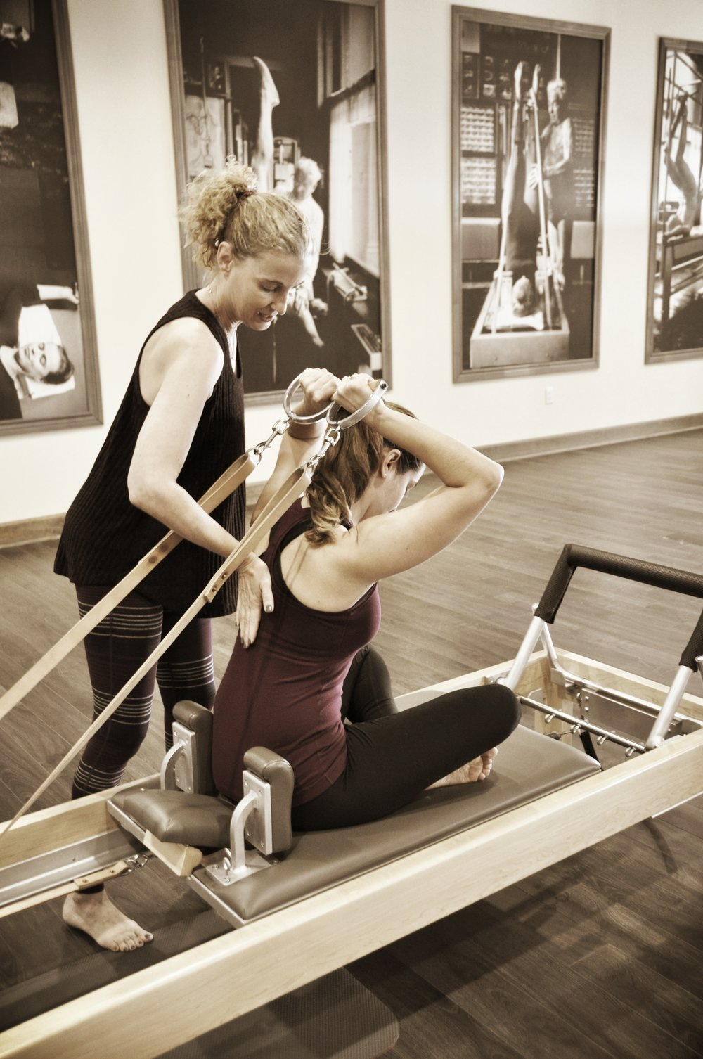 Hilary will come to your studio with a workshop designed for your teachers.
