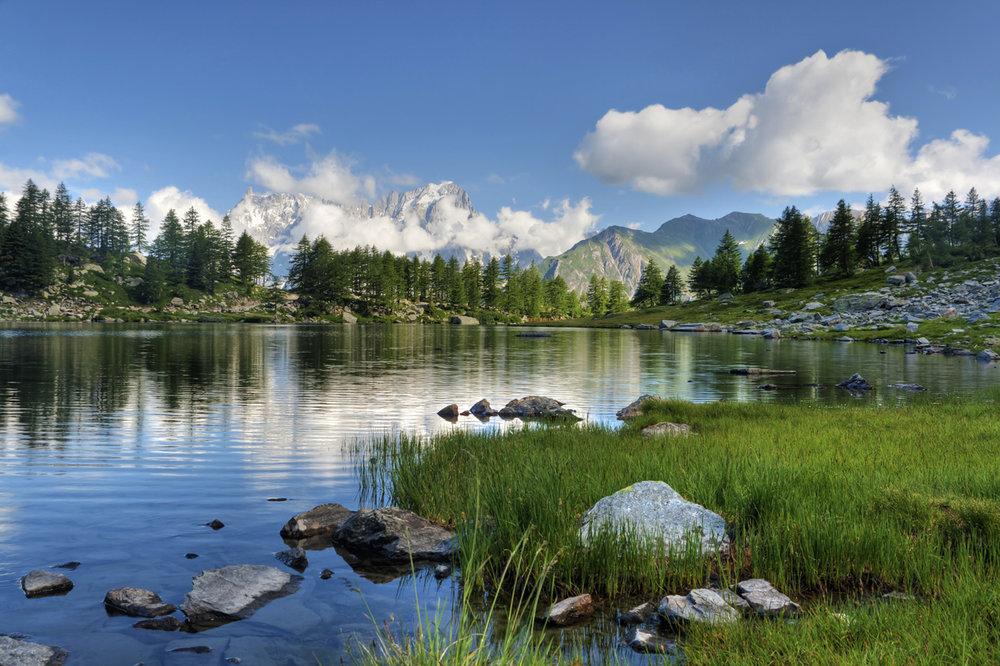 Aosta Valley, Valle D' Aosta