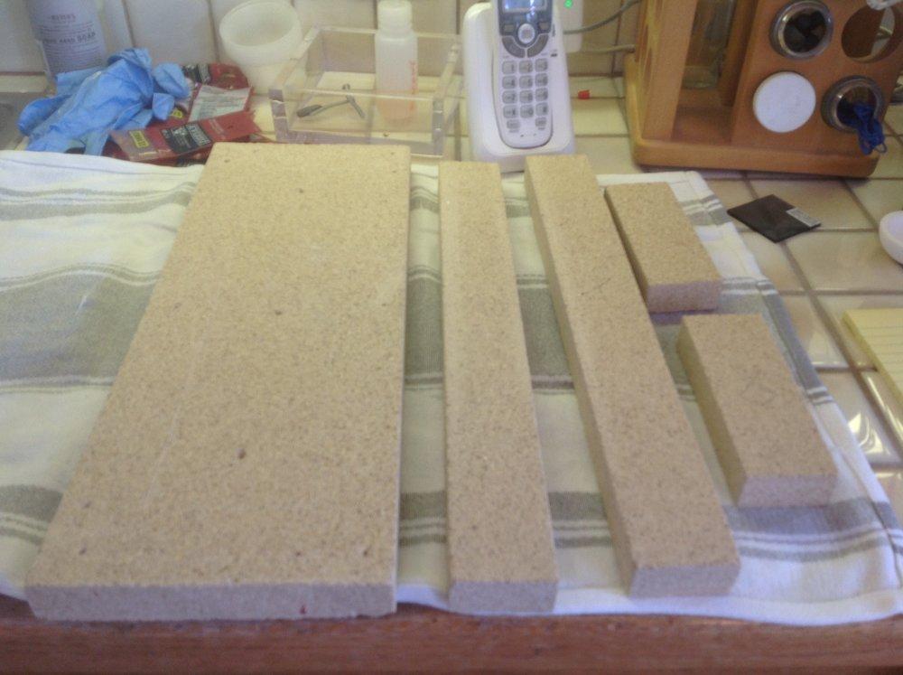 Vermiculite form