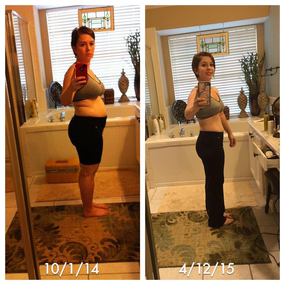Sarah found great results with the 21 Day Fix! After gaining weight during pregnancy the 21 Day Fix helped Sarah get back on track with her fitness and nutrition.