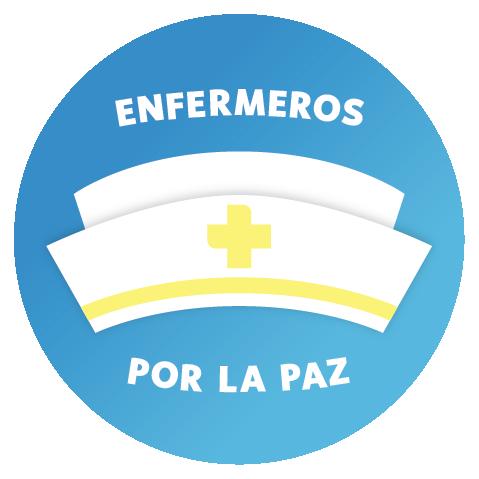 Enfermeros por la Paz  Diseño de logotipo