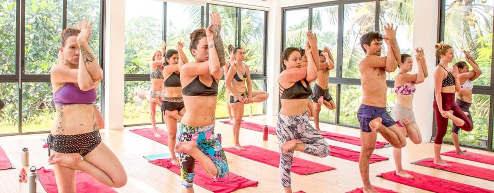 E84  - Teacher Training in Bali October 2018