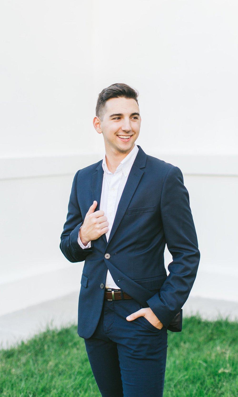 Joshua Bryan Medlin - Owner/Filmmaker