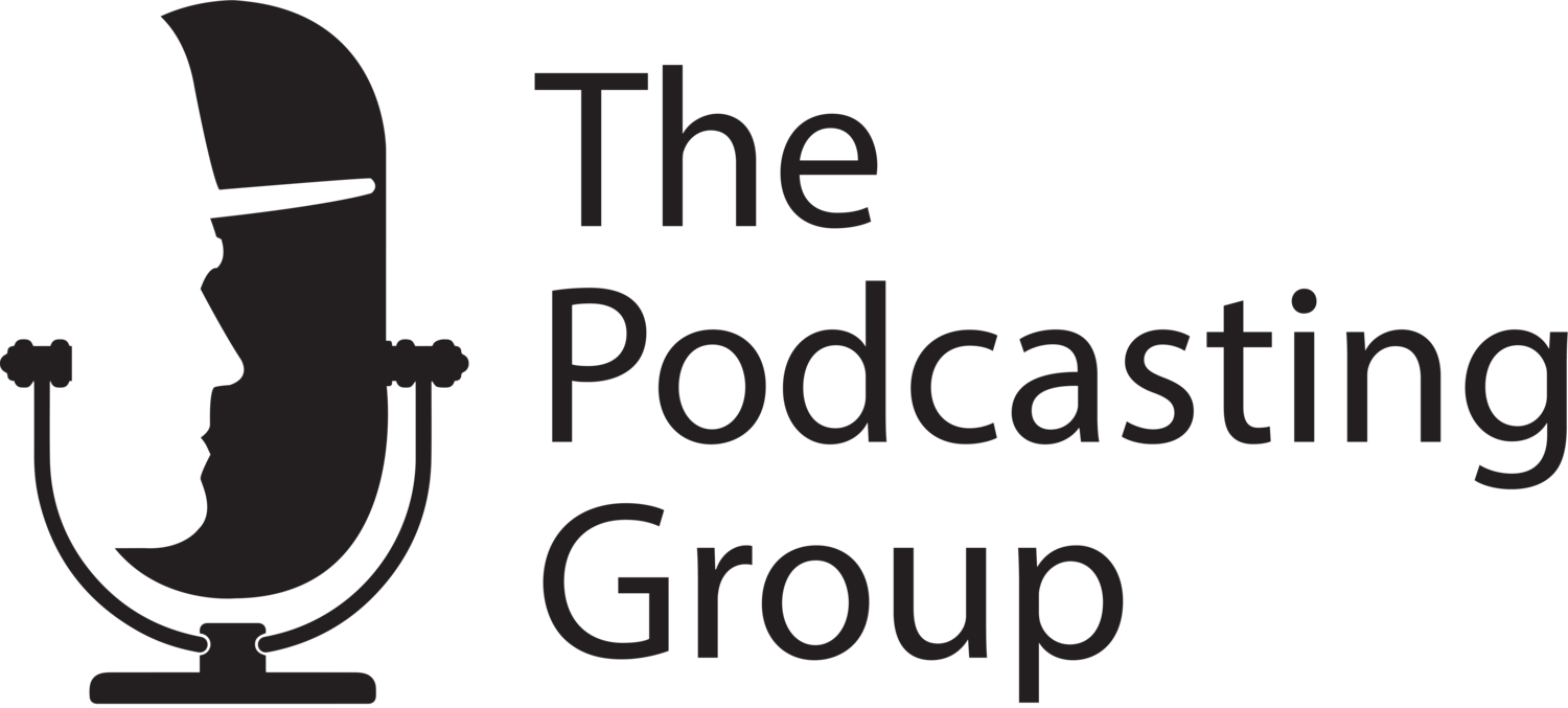 The Podcasting Group | Podcast Editing, Show Notes and more!