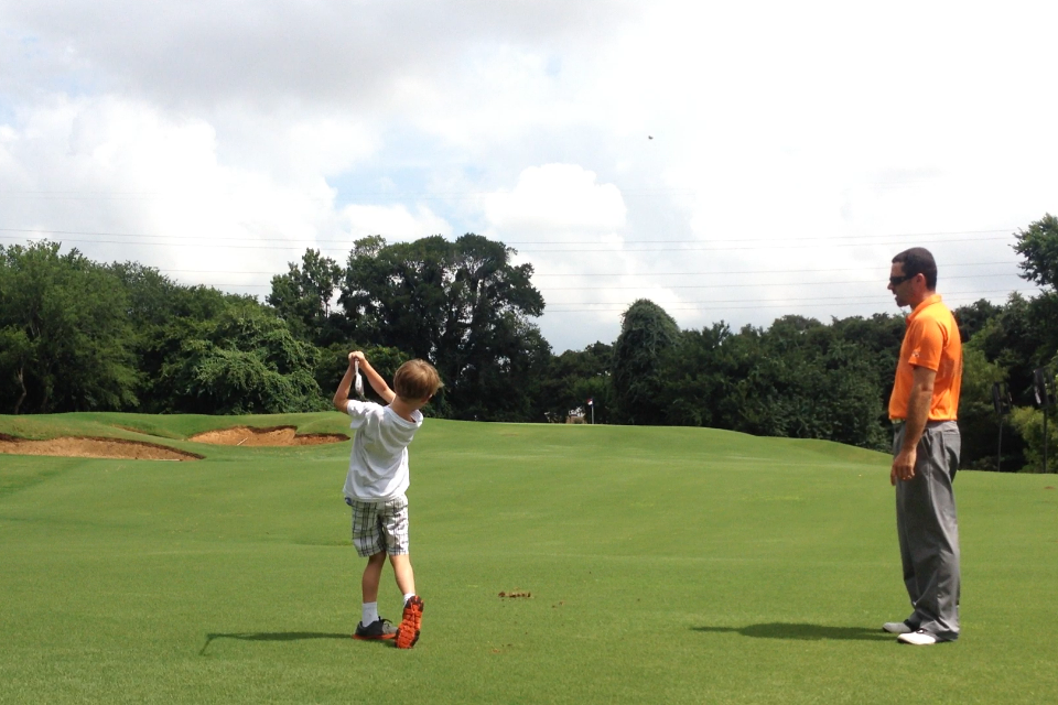 BEST JUNIOR GOLF PROGRAMS DALLAS FORT WORTH.
