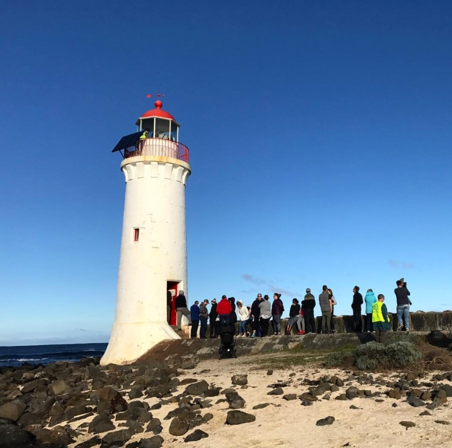 LIGHTHOUSE TOURS - $5 adult, $1 child, $10 familySunday 11 June, 10am - 4pmPort Fairy Lighthouse, Griffith IslandWant to feel the air on your skin? A lap around the island is always a good idea, especially in the wild, windy weather of winter. And what better way to be lured out to the tip of Port Fairy, than with an open house at the most iconic spot in town. Climb the stairs and take in the view to imagine the life of a lighthouse keeper. A rare opportunity to visit the internal workings of the historic lighthouse that has been in operation since 1859. Please note: this event is subject to weather‑check with the Tourist Info Centre on the day.Fundraiser for Rotary Club of Port Fairy.
