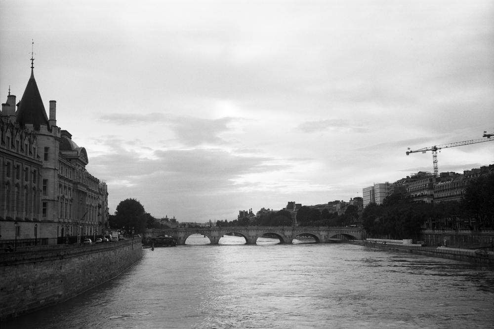 Full Seine, 2016