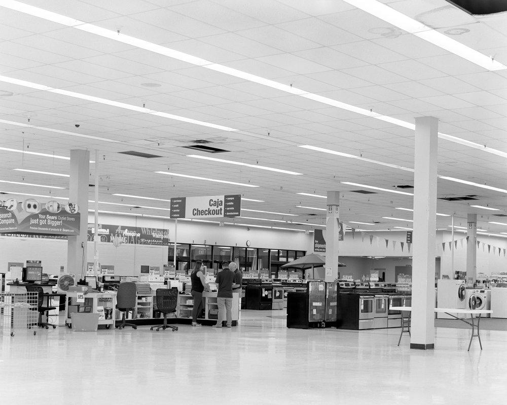 Empty Sears