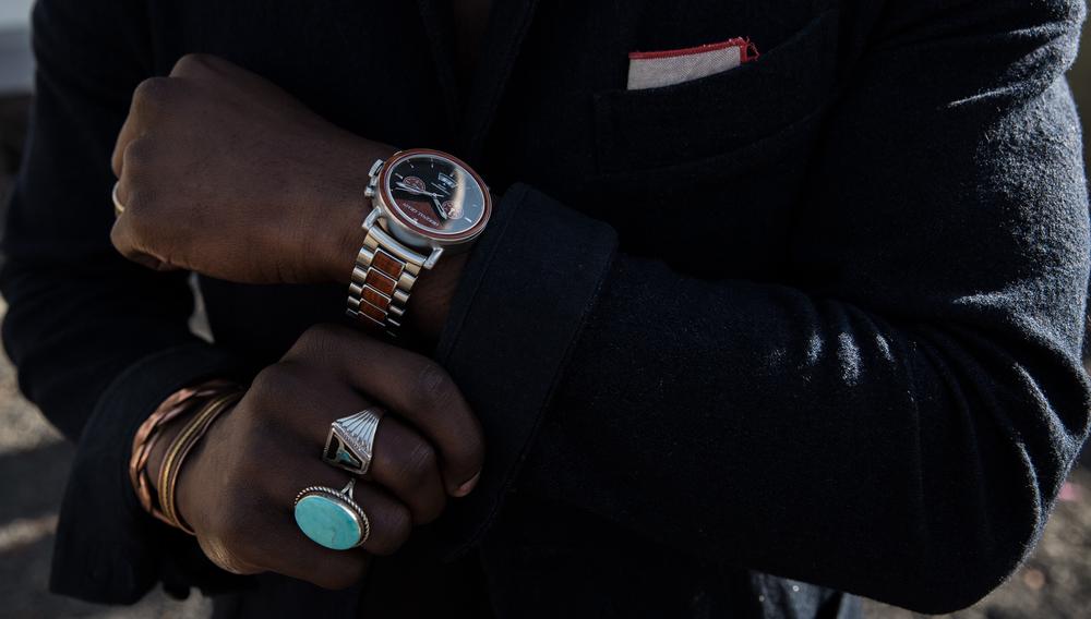 Original Grain Watches - Branding