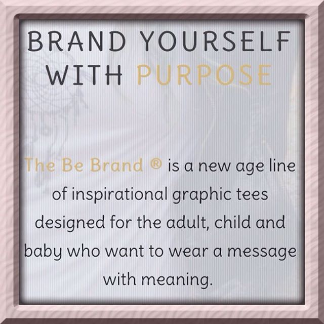 Love cute, comfortable clothing? We do too! We even topped that with tees that share a message of inspiration and purpose. From adult to baby, we have you covered! Check out our website and online store and stay tuned for our Flash Sale that'll be happening soon!! #thebebrand #bebydesign #graphictees #apparel #inspire #inspiration #be #purpose #meaning #clothing #fashion #brandyourself #cute #stylish #trendy #spreadamessage #kind #free #happy #kidsclothes #babyclothes #flashsale #onlinestore