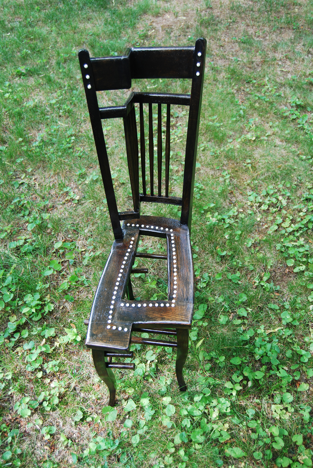 """Becoming"" Chair (front)"