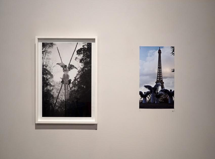 Matt Newton - The Weld Angel  Climate Angels in Paris