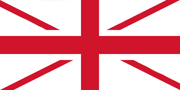 What the UK flag would look like minus Scotland