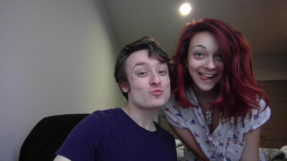 My god. We're goobers.