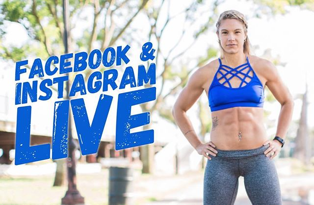 THURSDAY AUGUST 17th at 7:00 pm I will be LIVE on Facebook and Instagram for a Nutrition Q&A!  We will cover meal timing, meal prepping, supplementation, and best practices when it comes to meal prepping and setting yourself up for success!  CANT WAIT TO HANG OUT WITH YOU ALL THURSDAY NIGHT! #honoryourgifts #honoryournutrition