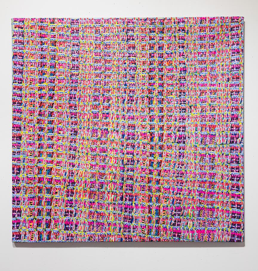 2017, Acrylic on canvas