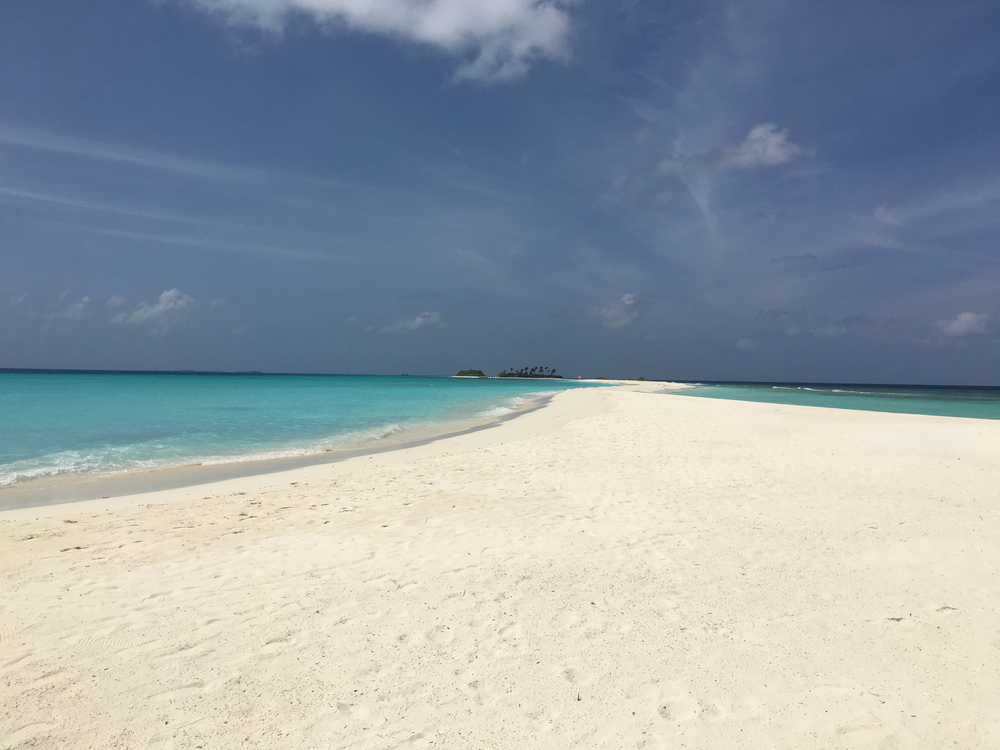 The Strip (sandbank) at FINOLHU