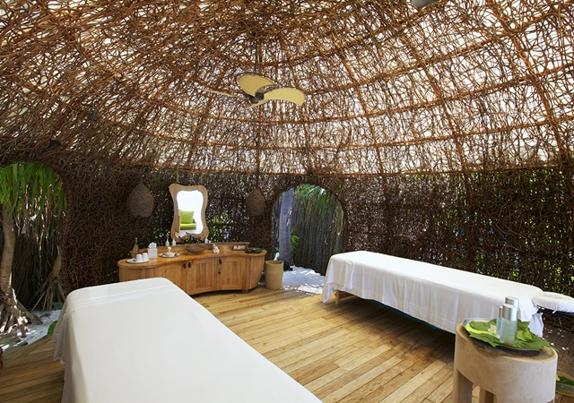 Six Senses Nest Treatment Room