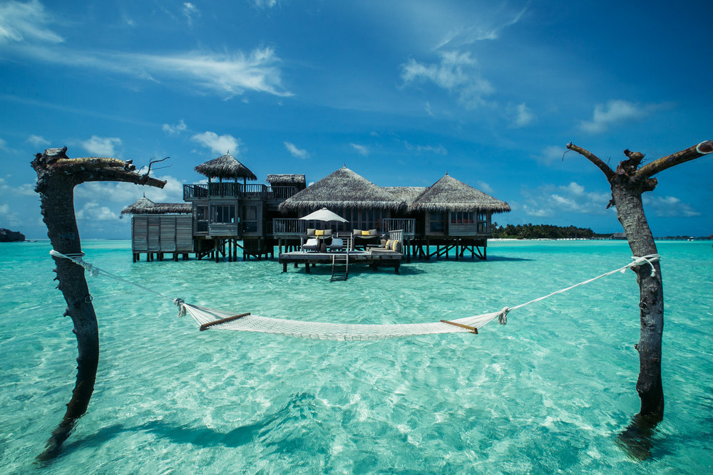 Crusoe Residence at Gili Lankanfushi