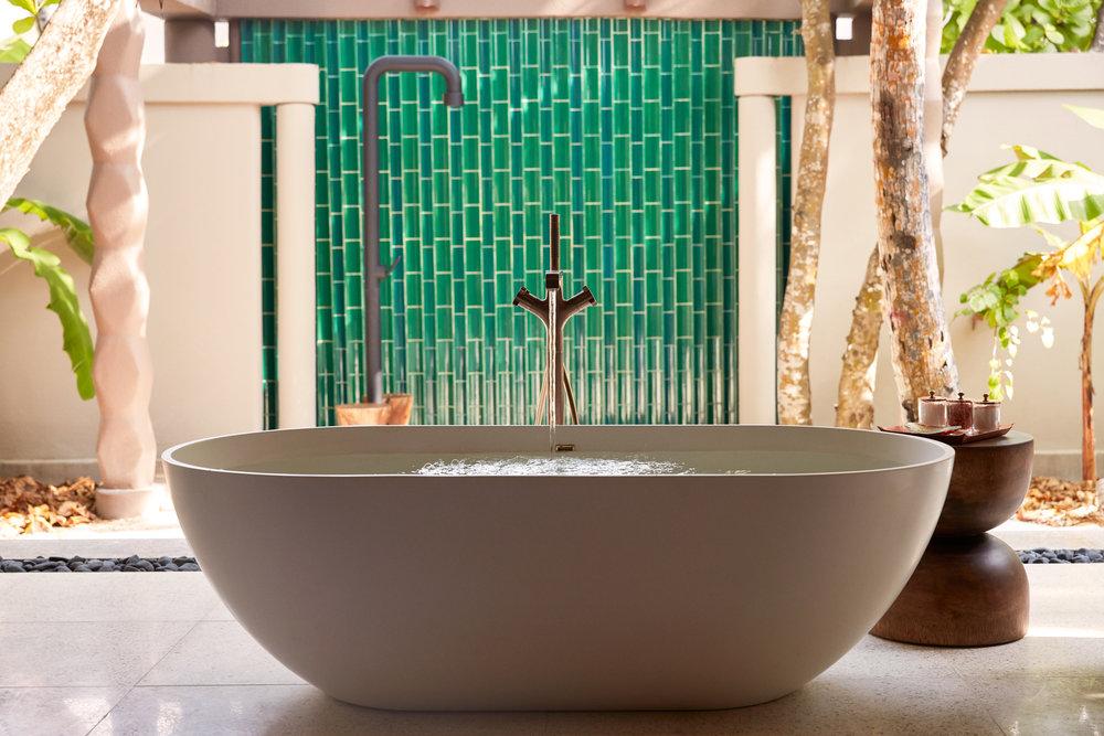 Beach Villa with Pool_Open Door BathTub.jpg