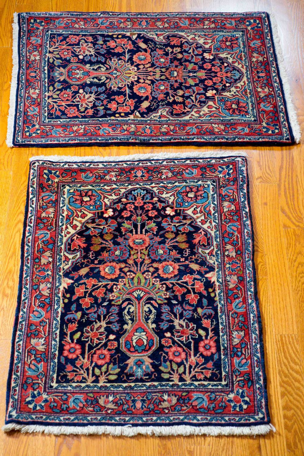 pair of Josan Sarouks