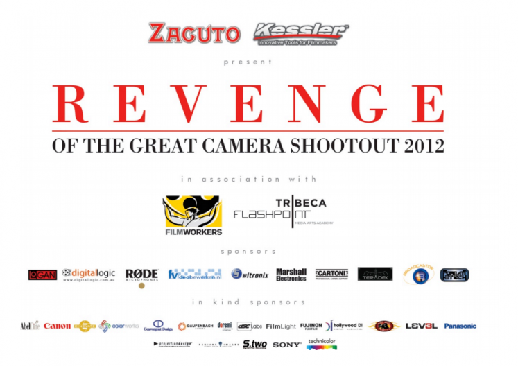 Revenge of the Great Camera Shootout 2012