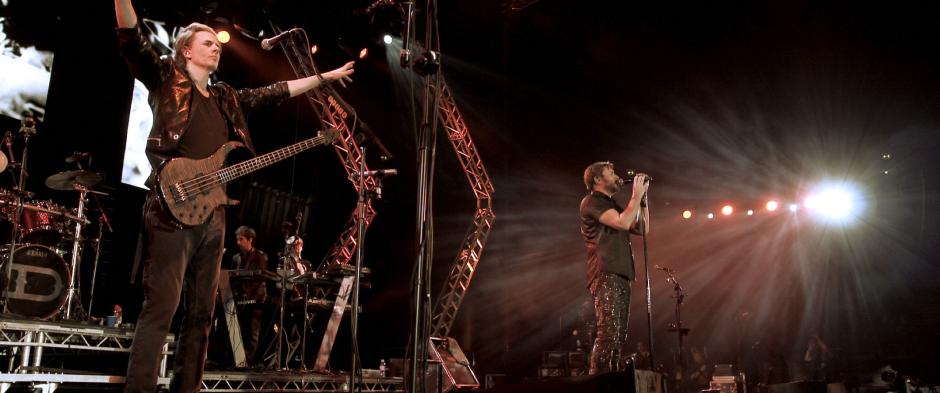 Duran Duran on Stage 2011 Manchester