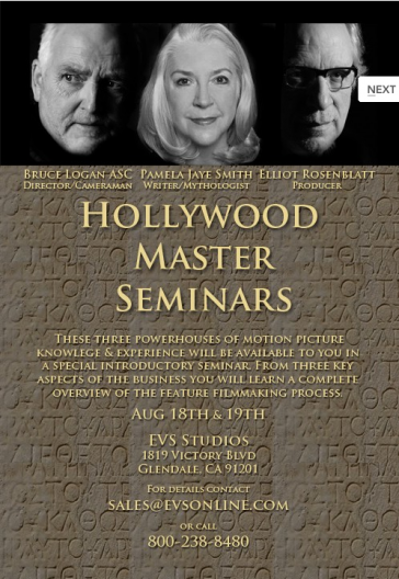 Hollywood Masters Seminar