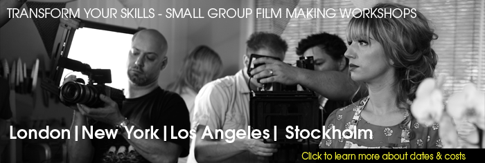 Join a Film Making Workshop
