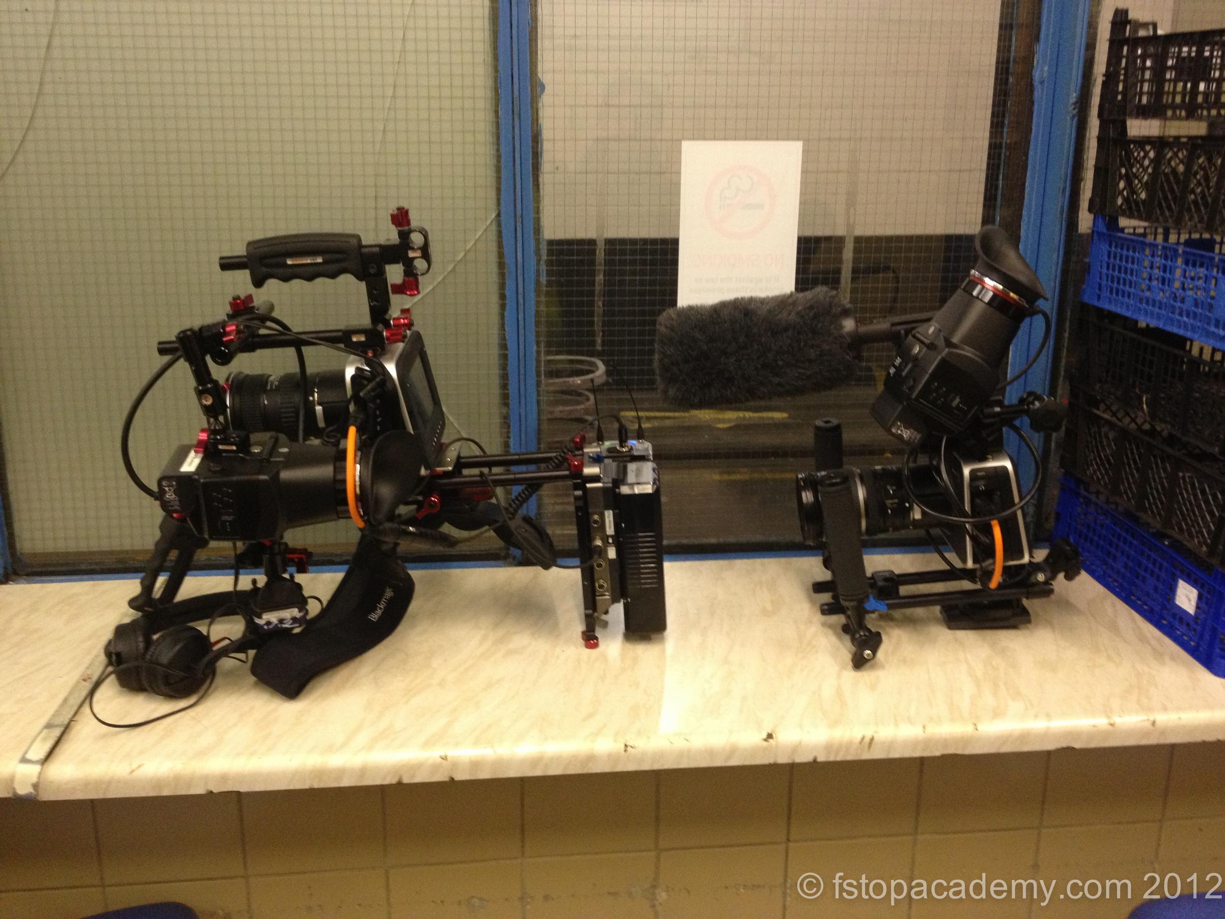 BMCC pair diff rigs