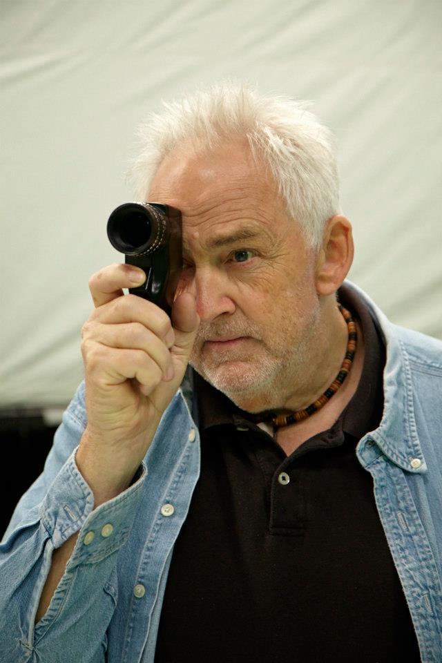 Bruce Logan ASC, with spot meter