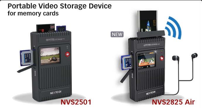 NEXTO NVS  Devices