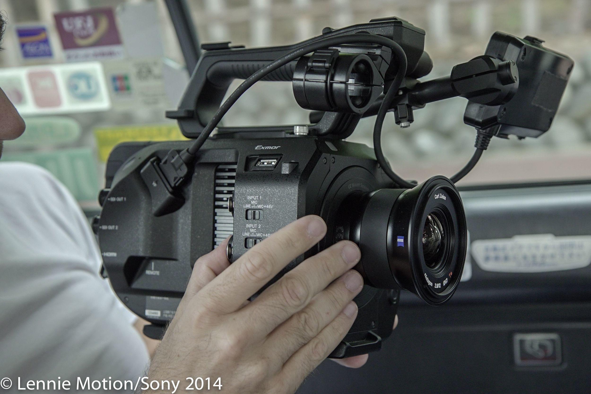 Sony PXW-FS701